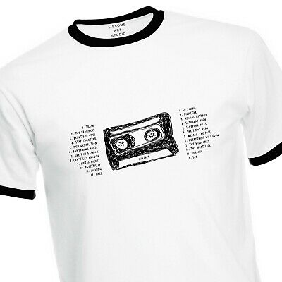 Shout Mixtape T-Shirt of their 24 Greatest Hits Head Over Heels
