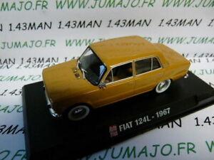 AP6N-Voiture-1-43-IXO-AUTO-PLUS-FIAT-124-L-1967