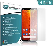 """Slabo Displayschutzfolie für Nokia 8.1 (4er Set) KLAR """"Crystal Clear"""""""
