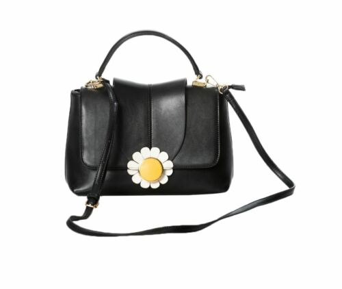 Dancing Days by Banned Bellis Bag Daisy Flower Metal Clasp
