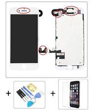 """Apple iPhone 7 RETINA HD LCD DISPLAY KOMPLETT VORMONTIERT Weiß White 4,7"""" Neu"""
