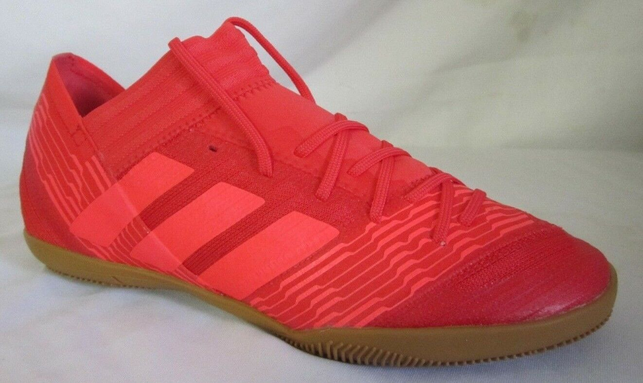 Adidas Nemeziz 17.1 Fg Red  Indoor Soccer Men shoes 11.5