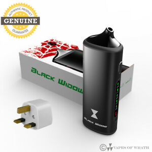 Black-Widow-Vaporizer-3-in-1-Genuine-Kingtons-1st-Class-Post-FREE-UK-Plug