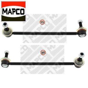 2x Koppelstange Stabilisator MAPCO 52805HPS 52804HPS verstärkt 2 Pendelstützen