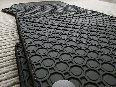 Haben Sie Einen Fragenden Verstand Original Lengenfelder Gummimatten Für Ford Ranger + Gummi- Fußmatten Schwarz Neu