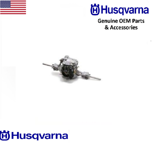 Husqvarna 532448354 Lawn Tractor Transaxle