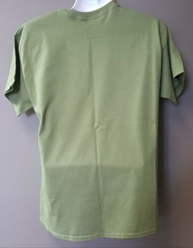 CIA Overseas Training Group OTG OD Green Short Sleeve Morale T-Shirt
