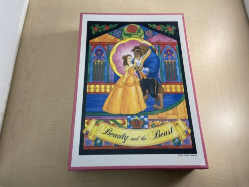 Disney Beauty and the Beast Jigsaw Puzzle 500 Pieces