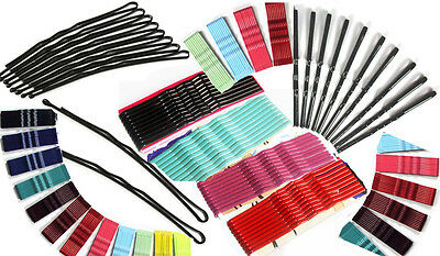 01 Haarklammen SATZ 10Stücke Frisurenhilfe Harklammer Haarnadeln clips Farbwah