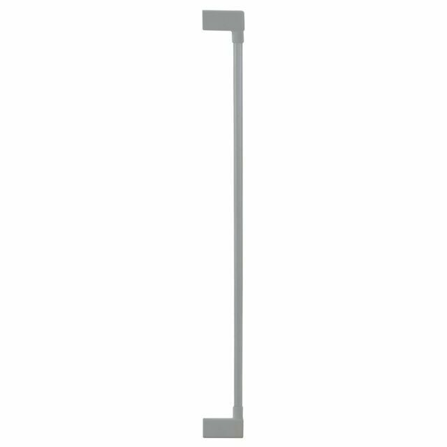 Lindam Pressure Fit Extensions│Toddler Kid/'s Safety Gate/'s Accessory│White│7cm│