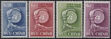 VIETNAM du SUD N°98/101** Droits de l'homme , 1958 South VietNam #96-99 MNH