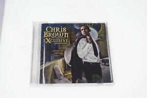 CHRI8 BROWN EXCLVSIVE JAPAN CD A13824