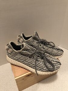28f0f18303760 Adidas Yeezy Boost 350 Turtle Dove Size 8.5 Mens AUTHENTIC OG AQ4832 ...