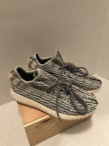 differently 7ec35 e8865 Details about Adidas Yeezy Boost 350 Turtle Dove Size 8.5 Mens AUTHENTIC OG  AQ4832