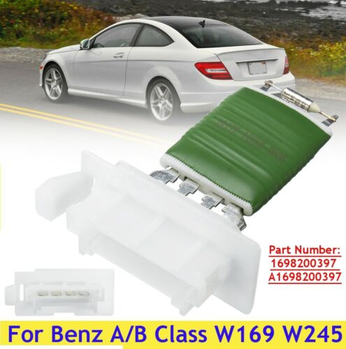 Blower Fan Motor Heater Resistor Speed Controller For Benz A-Class B-Class W169