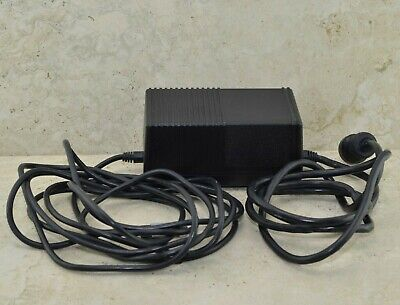 Jerome Industries WDX312M Power Supply MEDICAL BATTERY CHARGER W//NEW CORD