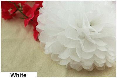 14 Inch 35CM Tissue Paper Pom Poms Flower Ball Wedding Birthday Party Decoration