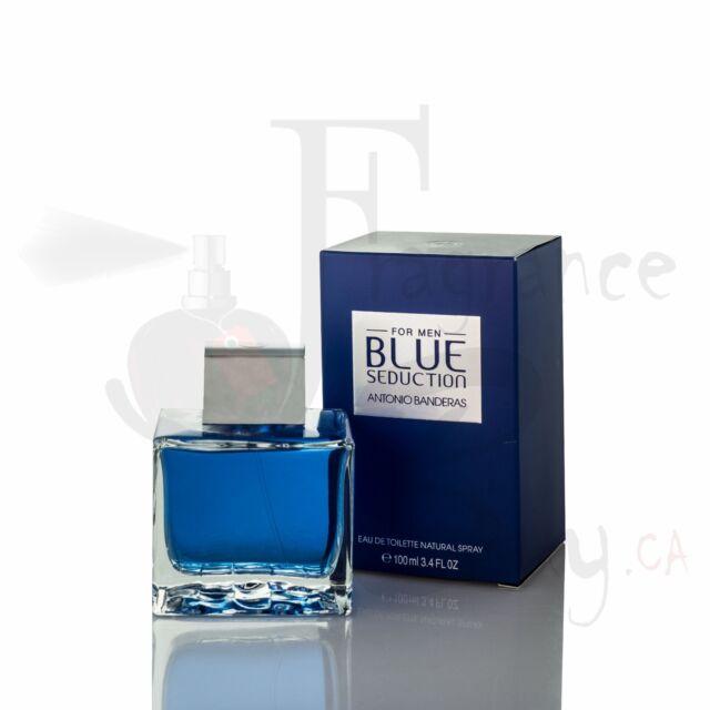 Antonio Banderas Blue Seduction M 100ml Boxed