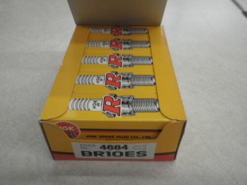 BR10ES New NGK Spark Plug 10-Pack