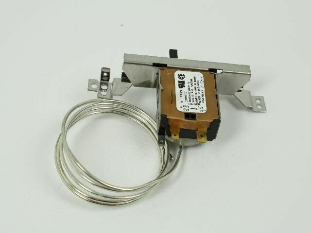 ForeverPRO 2183805 Bracket for Whirlpool Refrigerator 1107202 1115910 2159254...