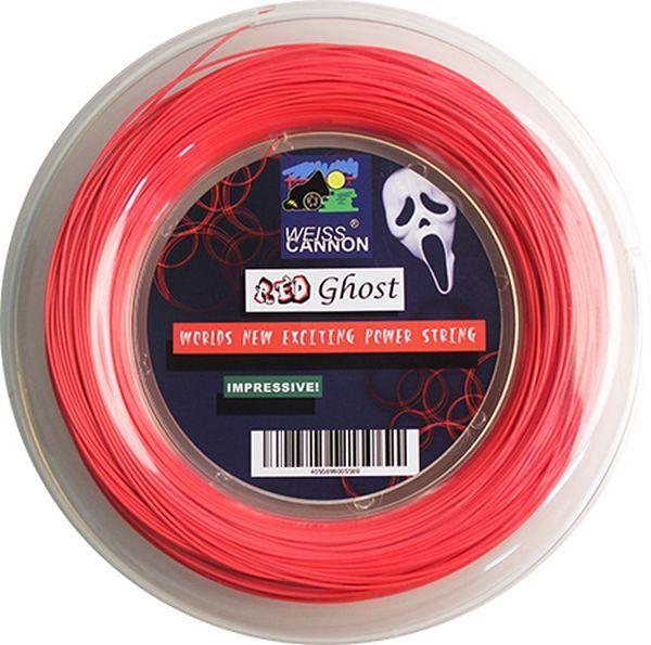 Cadena De Tenis Weiss cañón Fantasma Rojo Carrete 200M