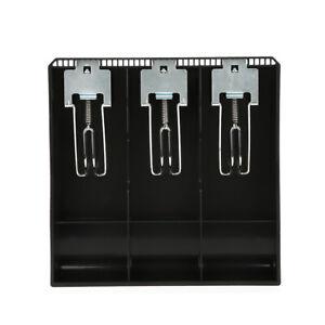 Metal Clip Box Cash Drawer Register Insert Tray Replacement Cashier Three Origin