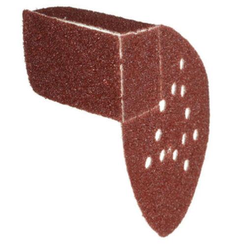 50pcs For Black /& Decker Multi Sander Sanding Sheets 40 80 120 180 240 Grit Pack