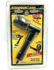 Eazypower 81544 Drill Attachment 90 Degree Angle Keyless Chuck New Sealed