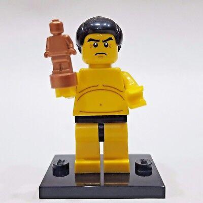 Real Genuine Lego 8803 Series 3 Minifigure no 7 Sumo Wrestler