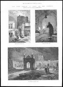 1885-Azerbaijan-Views-of-BAKU-Caspian-Fire-Temple-Surakhani-Maiden-039-s-Tower-077