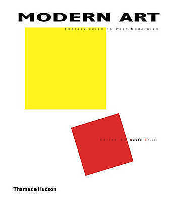 1 of 1 - Modern Art: Impressionism to Post-Modernism-ExLibrary