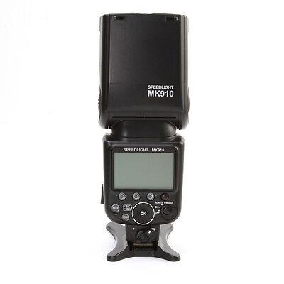 MEIKE MK910 i-TTL Flash Speedlite 1/8000s f Nikon D7200 D810 D800 D4 SB900 SB910