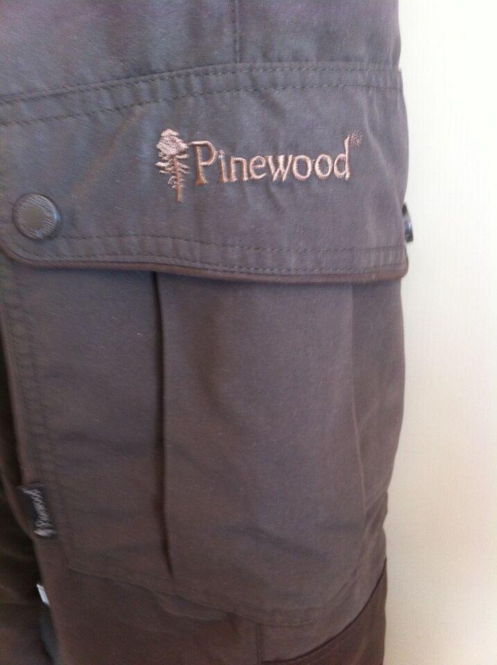 Fiskebeklædning, pinewood
