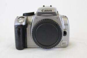 Cámara slr Canon EOS 350D D-Solo Cuerpo