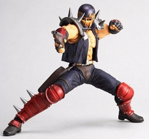 Action- & Spielfiguren Revoltech Faust der Nordstern Revolution No.004 Jagi Figur Kaiyodo Neu