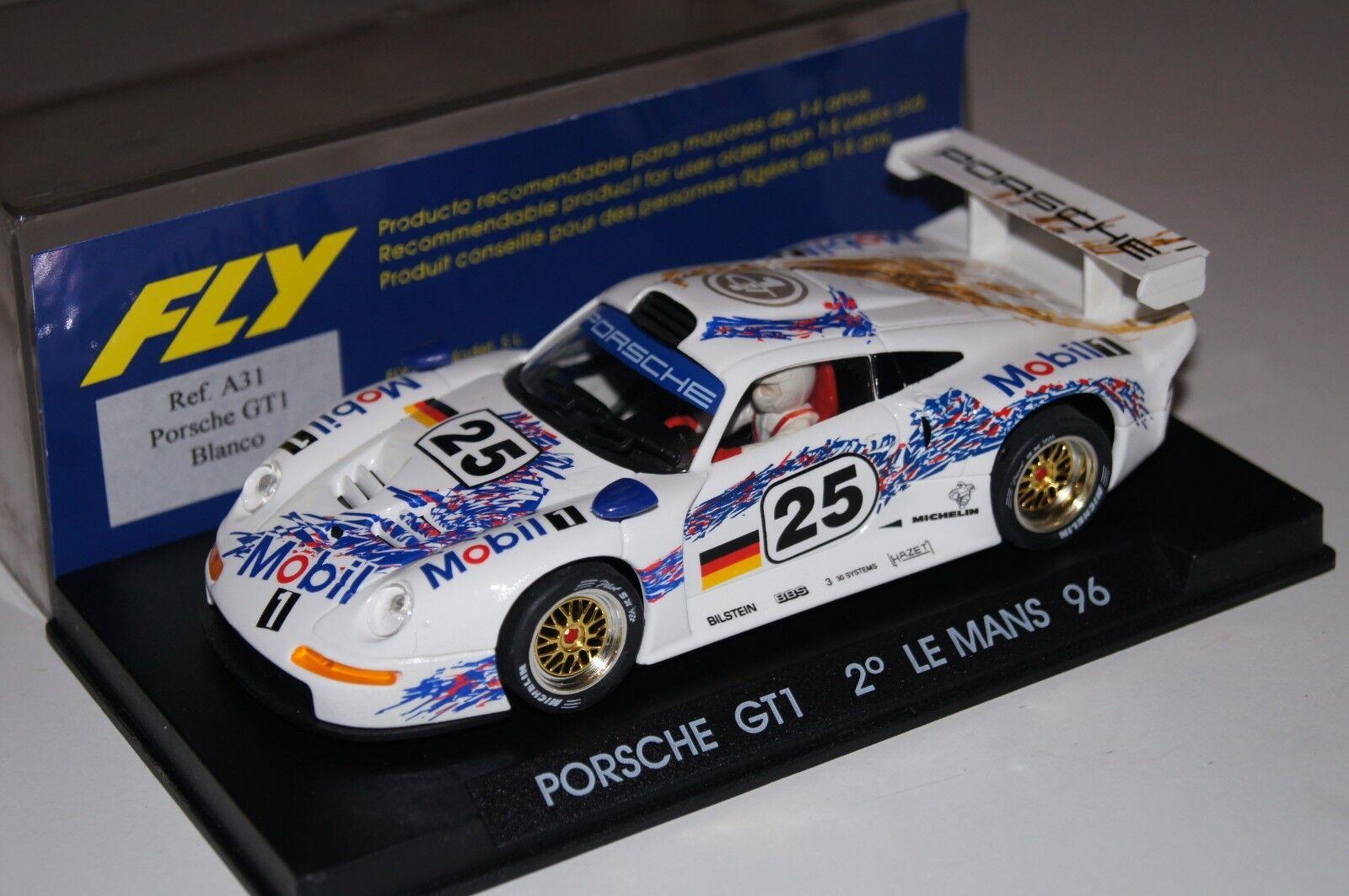 1/32 FLY A31 PORSCHE 911 GT1 N°25 2° LE LE LE MANS 1996 MB e4b785