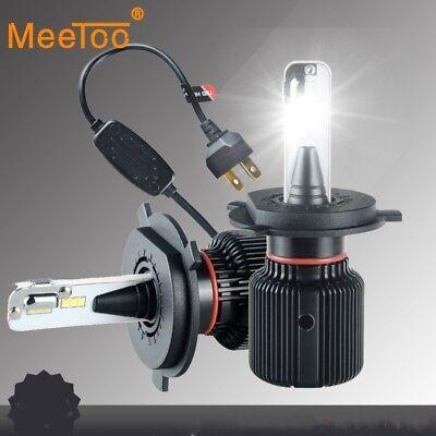 2Pcs H7 40W Car High Power Canbus LED Lamp Headlight Kit Beam Bulb 8000LM