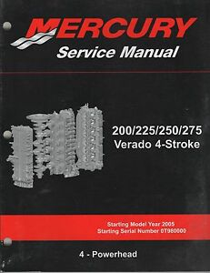 2005 mercury verado 250 service manual enthusiast wiring diagrams u2022 rh rasalibre co 2005 mercury verado 250 service manual 2006 mercury verado 250 owners manual