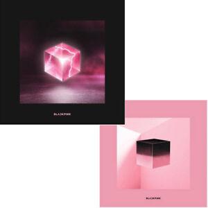 BLACKPINK-SQUARE-UP-1st-Mini-Album-CD-POSTER-P-Book-Lyrics-3p-Card-GIFT-SEALED
