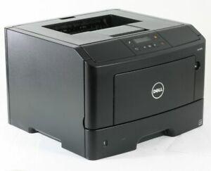 Dell-B2360DN-Drucker-mit-Duplex-Netzwerk-und-Toner-Laserdrucker-gebraucht-B2360
