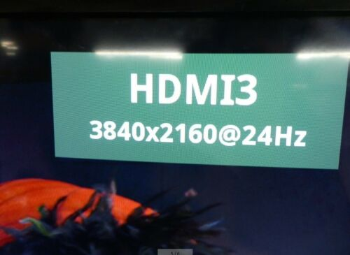6 Feet Full 2160P Capable HDMI Cable Category 2 Support 3D,4Kx2K,Audio Return