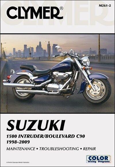 S L on 2005 Suzuki Boulevard C90 Wiring Diagram