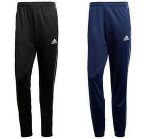 Adidas-Core-18-Mens-Training-Pants-Track-Bottoms-Trouser-Football-Tracksuit