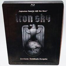 IRON SKY Steelbook Blu-ray Region B Limited German edition Limitierte Stahlbuch
