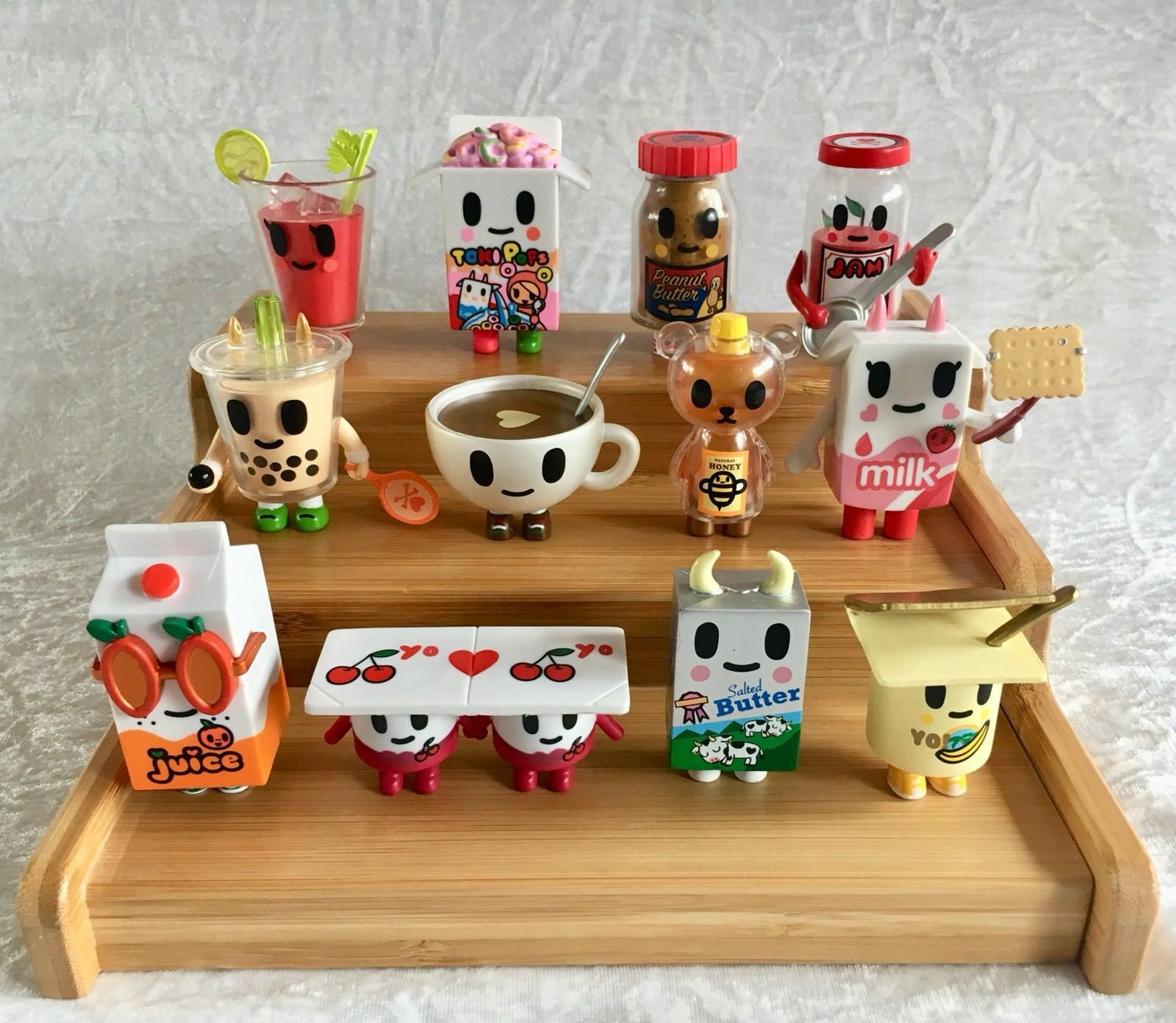 Moofia Breakfast Besties Complete Set Of 12  MERRY MARY CHASE