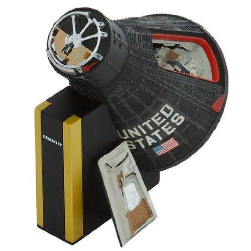 economico Gemini IV Capsule NASA Second Huuomo spaziovolo Desktop modello 1 1 1 25 Scale Display  spedizione veloce in tutto il mondo
