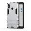 Pour-Xiaomi-mi-Max-3-Antichoc-Hybride-Bequille-Armure-Etui-Rigide-Noir-Housse miniature 13