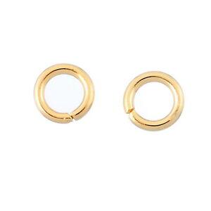 lot de 150 gros  anneaux ouvert en acier  création apret bijou jonction 9 mm