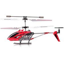 Red Syma S107G 3CH Mini Remote Control RC Helicopter GYRO New