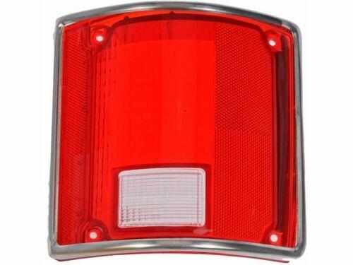 For 1979-1986 GMC C3500 Tail Light Lens Right Dorman 45194NN 1980 1981 1982 1983